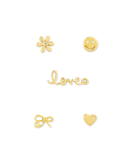 SHY by SE Love, Luck & Protection Earring