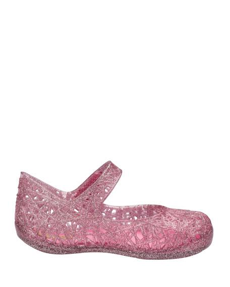 Mini Campana Zigzag VI Mary Jane Flat, Toddler Sizes 5-10