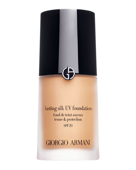 Giorgio Armani Lasting Silk UV Foundation SPF 20