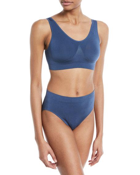 BSmooth High-Cut Bikini Briefs