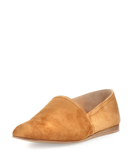Men/Women Gianvito Rossi Corsica Suede Suede Suede Skimmer Flat  Personality Trend bb3cc4