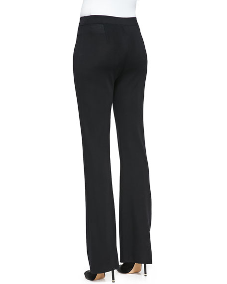 Plus Size Casey Boot-Cut Pants