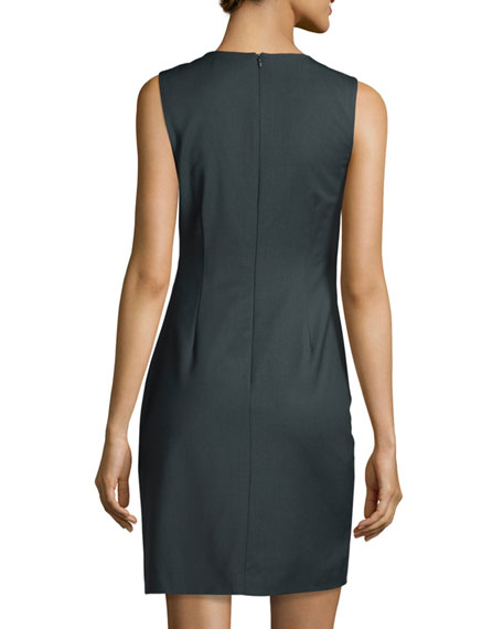 Jorianna Continuous Stretch Sheath Dress