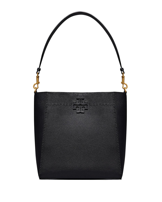 8f09bc3ff1f Tory Burch McGraw Leather Hobo Bag