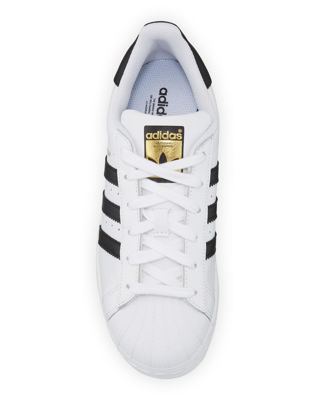 adidas superstar gold front