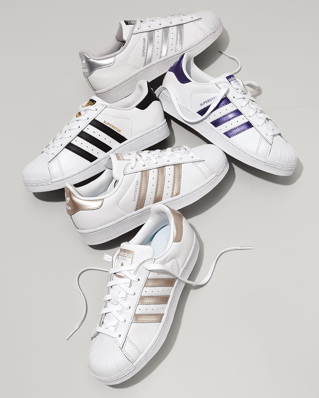 more selection Adidas Superstar II 2 Leather Snake Black