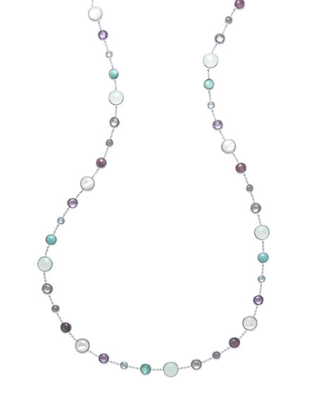 Image 2 of 3: Ippolita Lollitini Sterling Silver Necklace, 36""