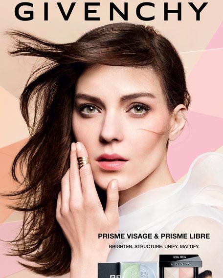 Givenchy PRISME LIBRE Finishing & Setting Powder - Matte-Finish & Enhanced Radiance Loose Powder, 4-in-1 Harmony