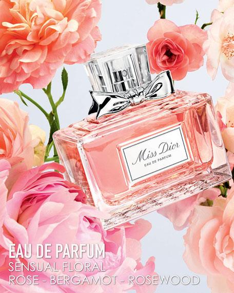 Dior Miss Dior Eau de Parfum, 3.4 oz.