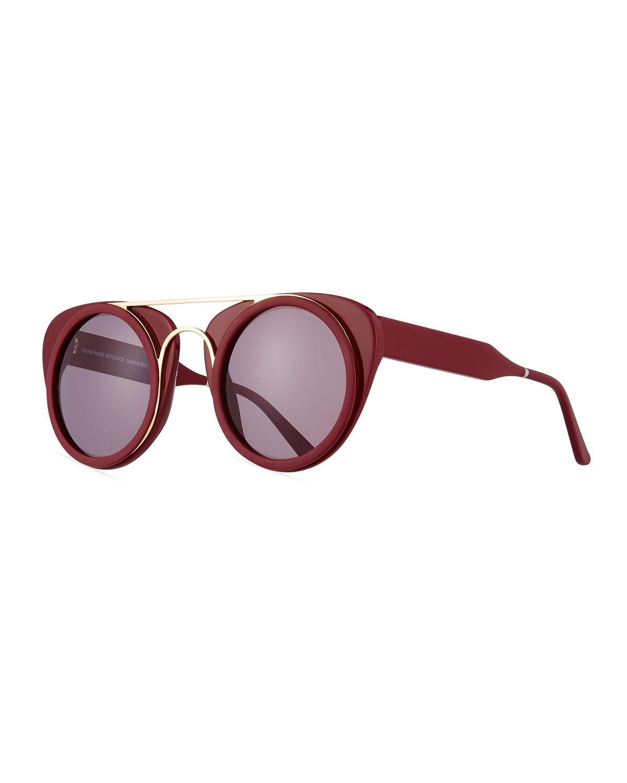 5f9d59c320 Smoke X Mirrors Soda Pop Round Sunglasses