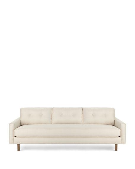 "Interlude Home Aventura Sofa 93"""