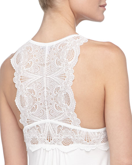 Take Me Away Lace Racerback Chemise