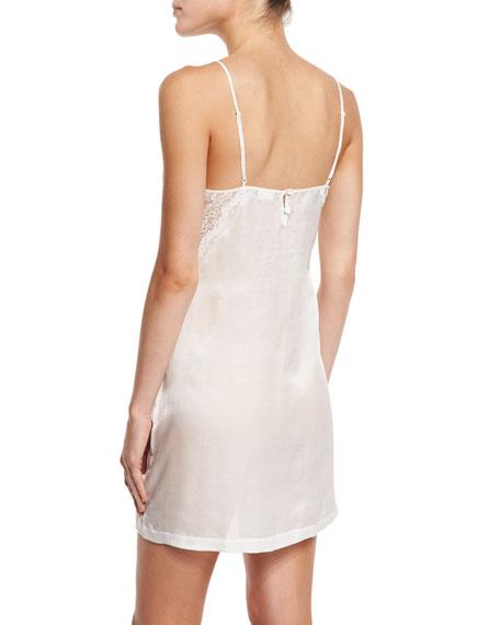 Jazztime Lace-Trim Nightgown