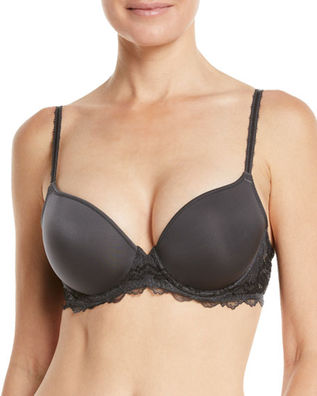 Image 1 of 2: Perfection Lace Contour Underwire Bra