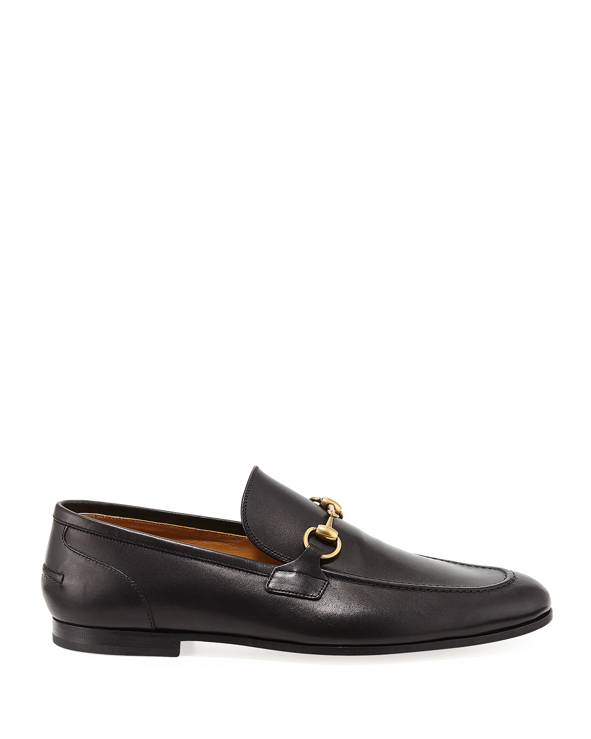 f8cbad1d1 Gucci Gucci Jordaan Leather Loafer | Neiman Marcus