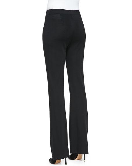 Plus Size Casey Boot-Cut Pants