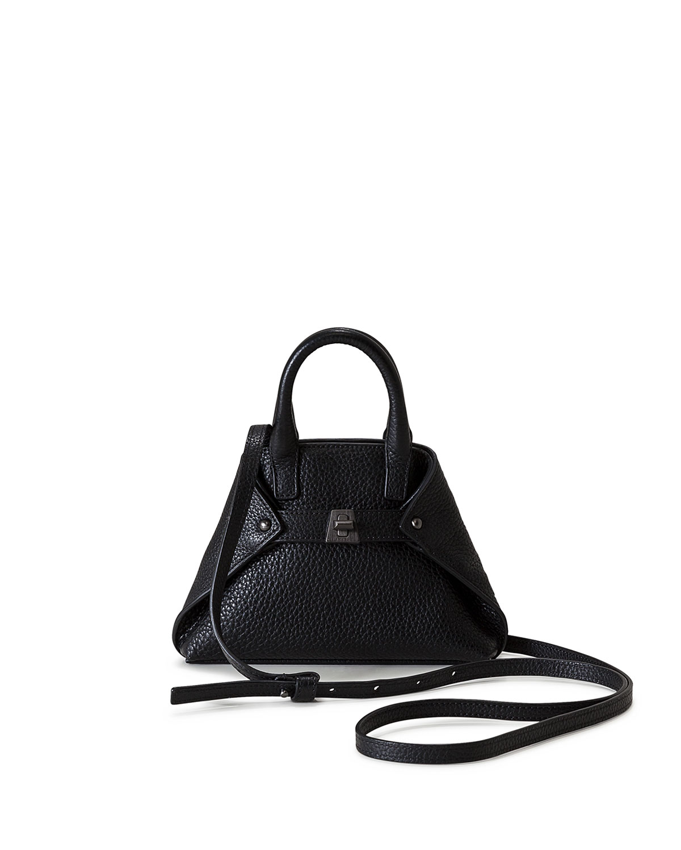 Akris Ai Micro Leather Crossbody Bag   Neiman Marcus 336337721f