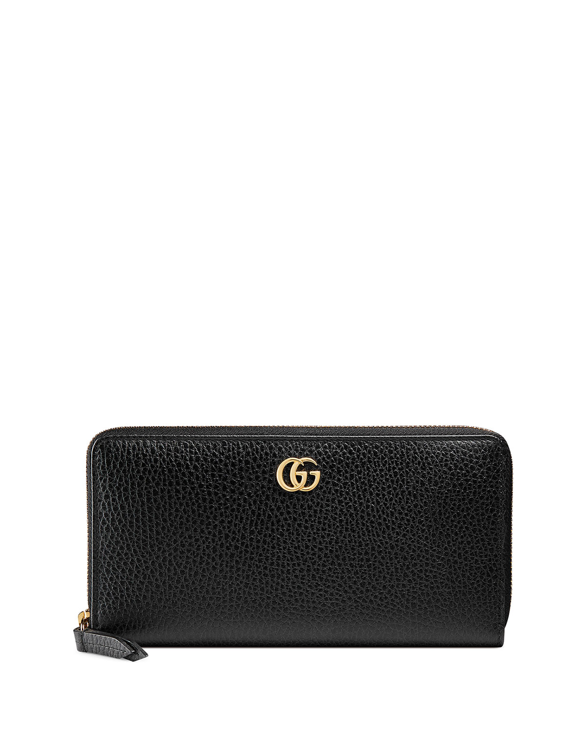 646441e9f28c Petite Marmont Leather Zip Around Wallet Gucci   Stanford Center for ...