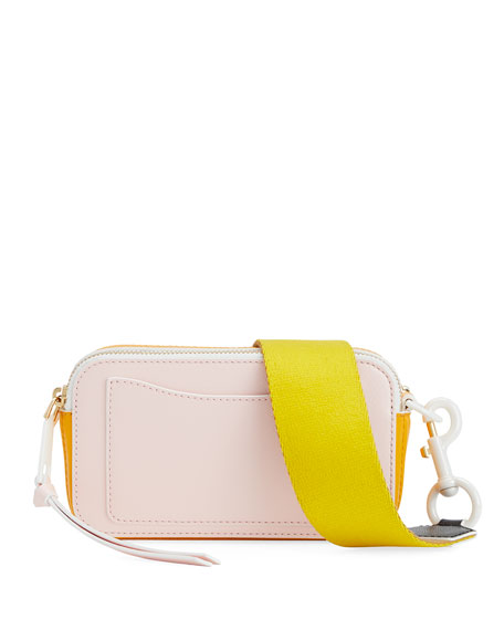 The Marc Jacobs Snapshot Ceramic Crossbody Bag