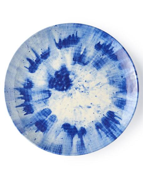 Juliska Splatter & Spin Melamine Dinner Plate