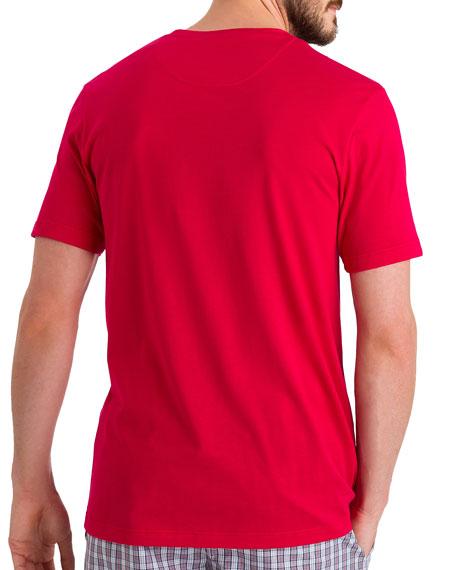 Hanro Night & Day Short-Sleeve T-Shirt