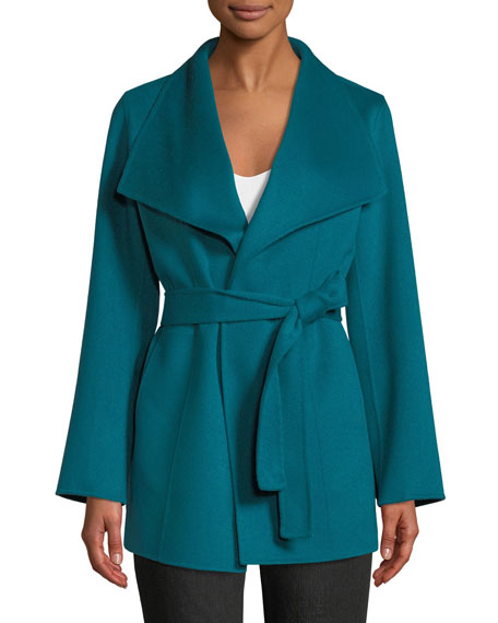 Neiman Marcus Cashmere Collection Luxury Double Faced