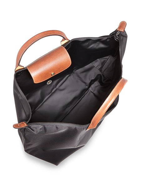 Le Pliage Large Monogram Travel Bag