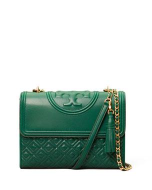 326a784bd70 Tory Burch Fleming Convertible Shoulder Bag