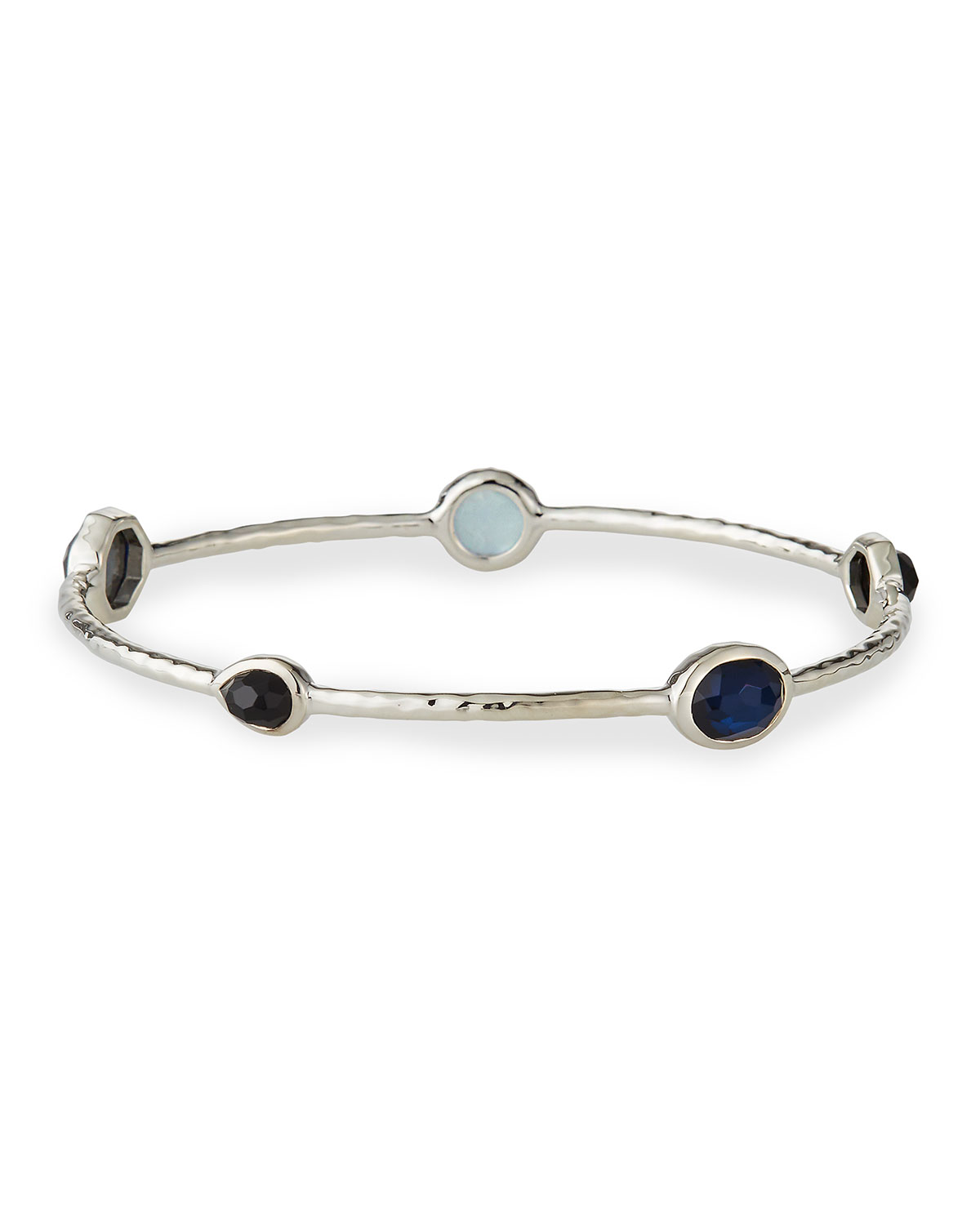 Ippolita Rock Candy 5-Station Bangle in Amazonite/Turquoise NDeVMZUH