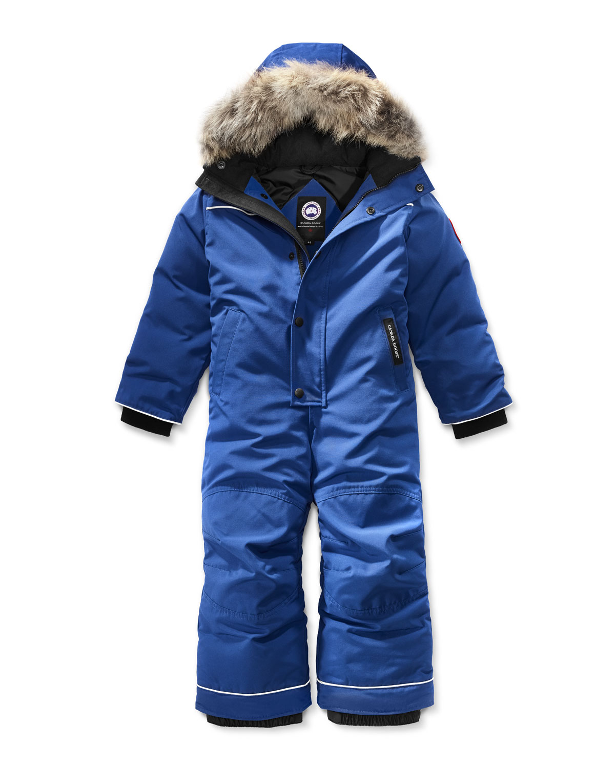 4527ea432 Canada Goose Grizzly Hooded Snowsuit, Size 2-7   Neiman Marcus