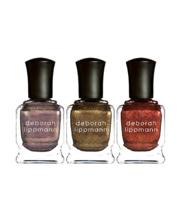 Deborah Lippmann Limited Edition Rock This Town Set <b>NM Beauty Award Winner 2013</b>
