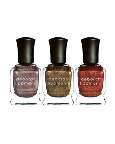 Deborah Lippmann Limited Edition Rock This Town Set <b>NM Beauty Award Winner 2013</b>