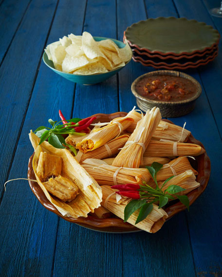 Image 4 of 4: 72 Handmade Tamales, For 18-24 People