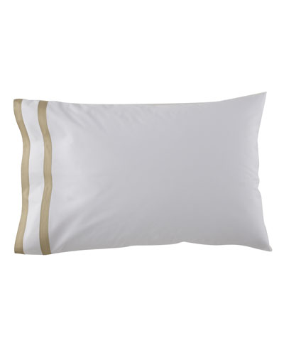 Two Standard 350TC Marlowe Pillowcases