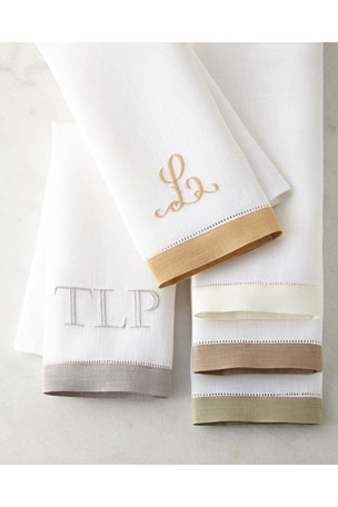 Sferra Guest Towels, 2-Piece Set