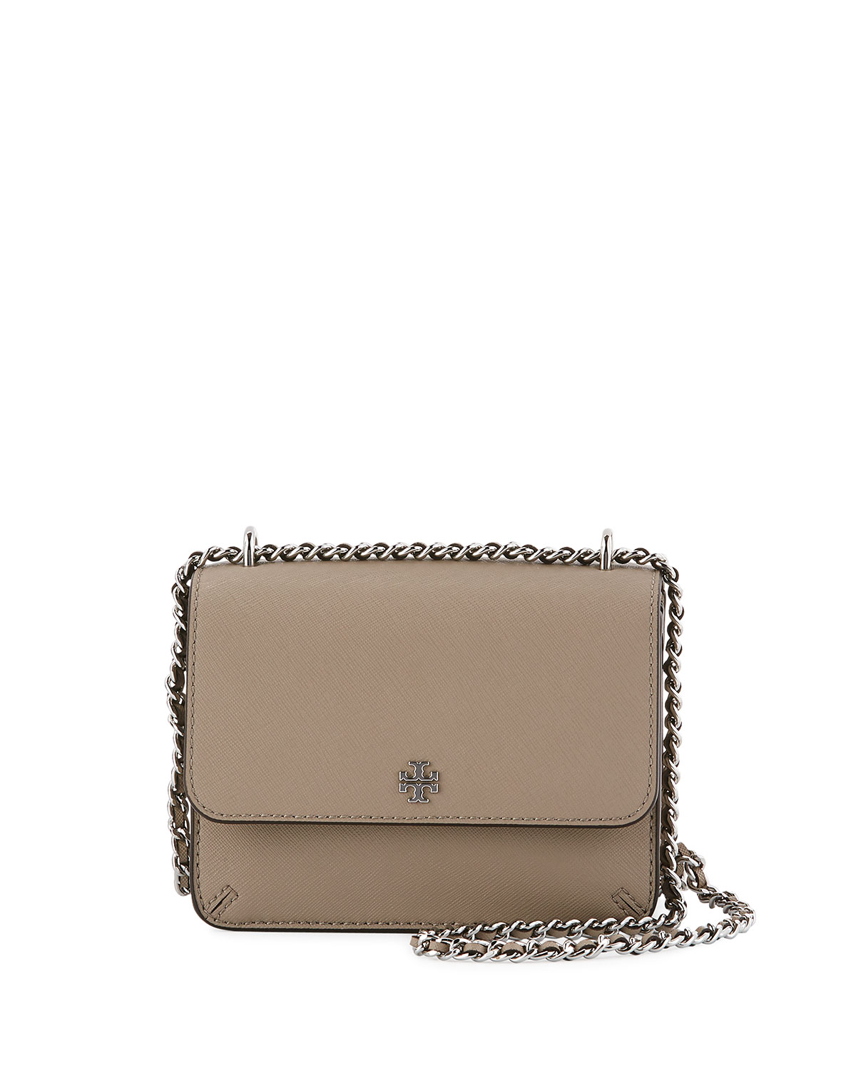 e67085f6f29 Tory Burch Robinson Mini Saffiano Shoulder Bag