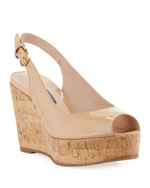 a72ea738596 Designer Wedges & Wedge Shoes at Neiman Marcus