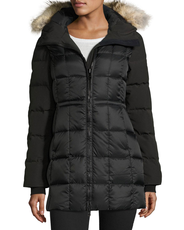 ffbeef974af3 Canada Goose Beechwood Fur-Hood Parka Jacket | Neiman Marcus