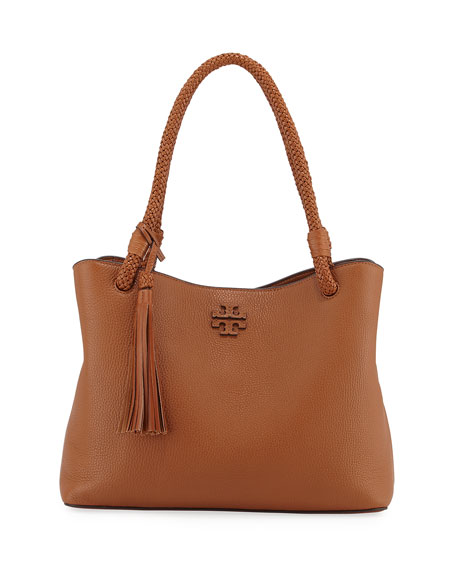 Taylor Triple-Compartment Tote Bag