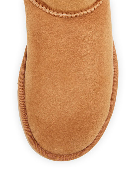 Bailey Bow Tall Shearling Fur Boot
