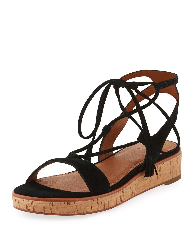 5c9d444d2d0 Frye Miranda Flat Gladiator Sandal