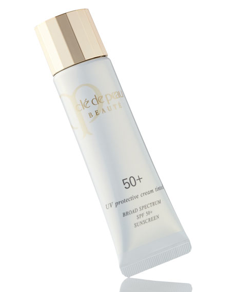 Image 2 of 4: Cle de Peau Beaute UV Protective Cream Tinted Broad Spectrum SPF 50+