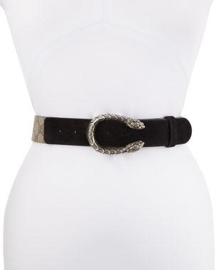 c9c6063bb Gucci Women's Belts, Accessories & Jewelry at Neiman Marcus