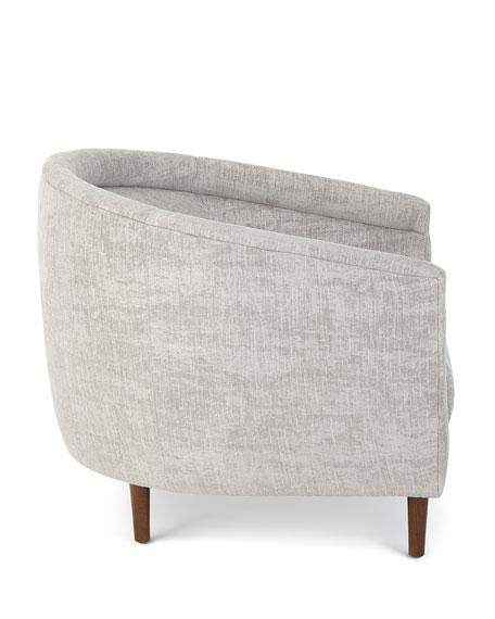 Interlude Home Capri Chair