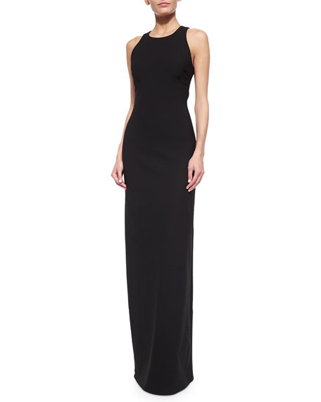 Elizabeth and James Freya Racerback Jersey Maxi Dress