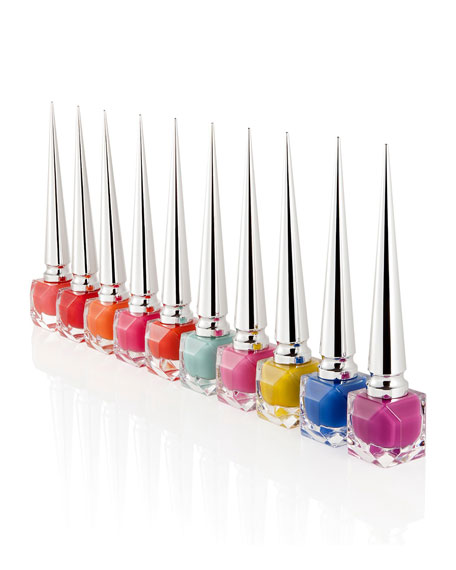 Image 1 of 4: Christian Louboutin The Pops Nail Colour