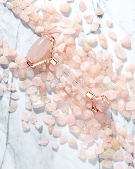 BeautyBio Rose Quartz Facial Beauty Roller