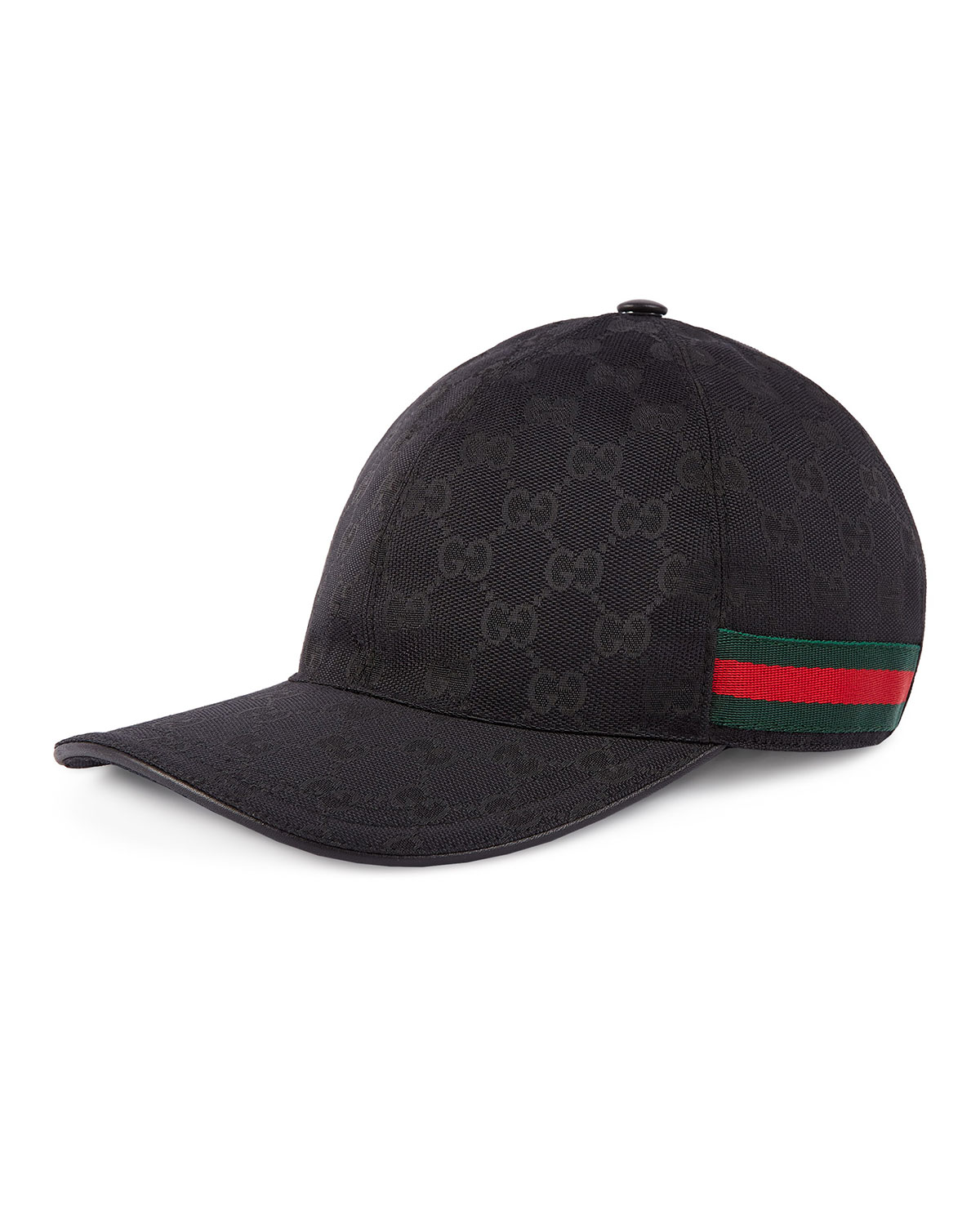 86a556a3d03 Quick Look. Gucci · Men s GG Canvas Baseball Hat