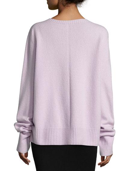 Sibel Wool-Cashmere Sweater