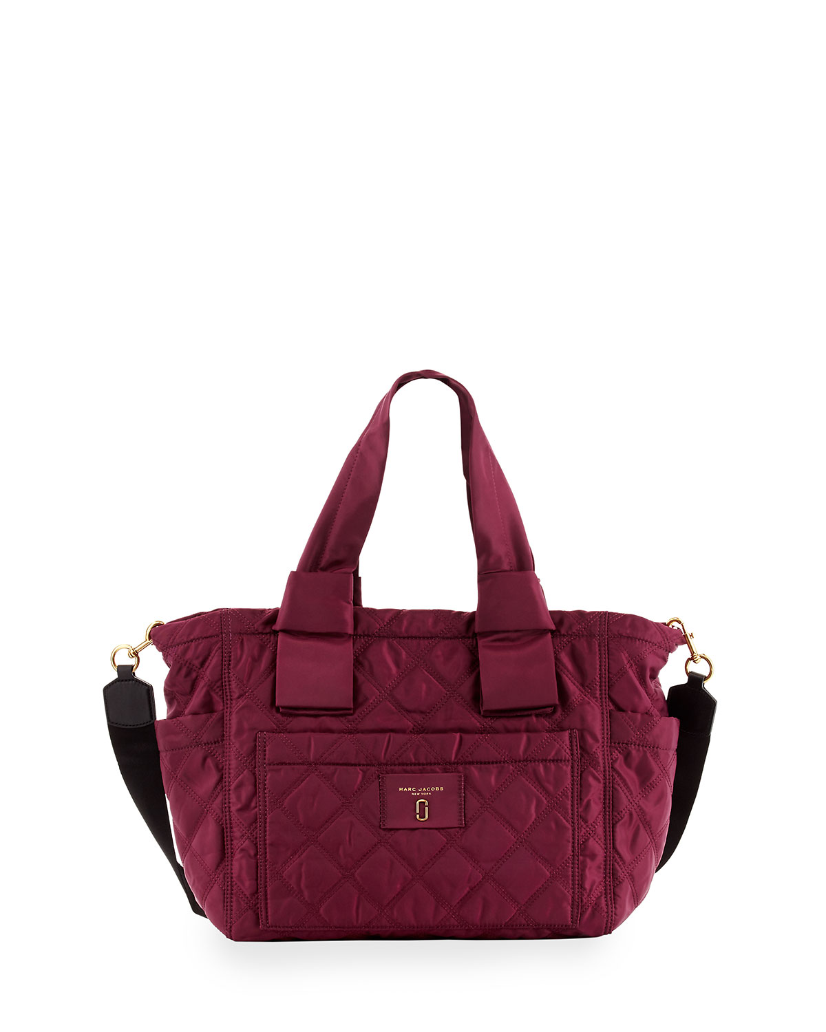 542920570c2f Marc Jacobs Quilted Nylon Baby Bag